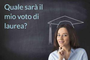 voto di laurea come si calcola