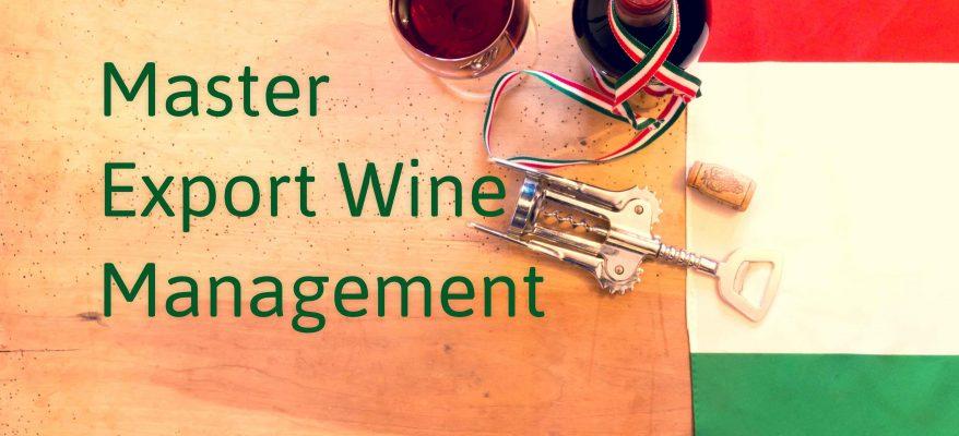 export di vino italiano nel mondo