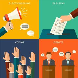 come organizzare una campagna elettorale